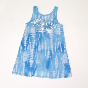 Girls Justice Mermaid Off Duty Cover Up Dress